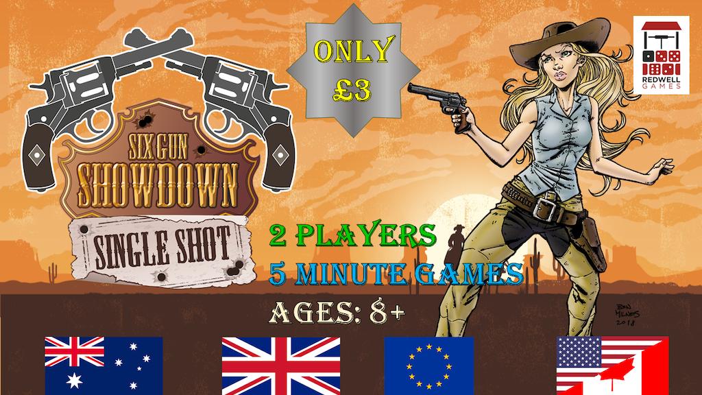 Six-Gun Showdown: Single Shot