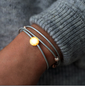 Flash Stone (Tm) Bracelets will outshine all inert stones by a factor of 100 X.