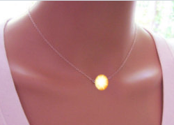 Flash Stone (Tm) necklaces will make the wearer stand out in a crowd.