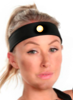 Our Flash Stone (Tm) Headbands will provide enough light to see in the dark.