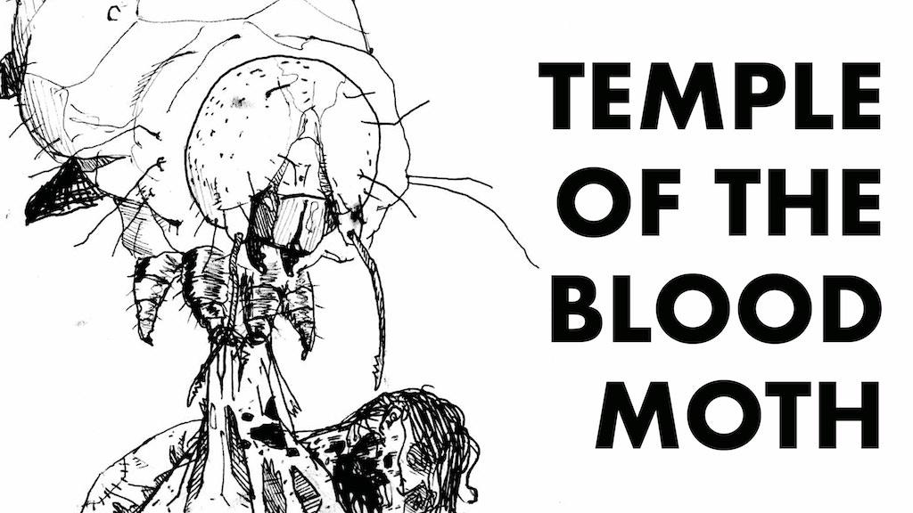 Temple of the Blood Moth by Jacob Butcher — Kickstarter