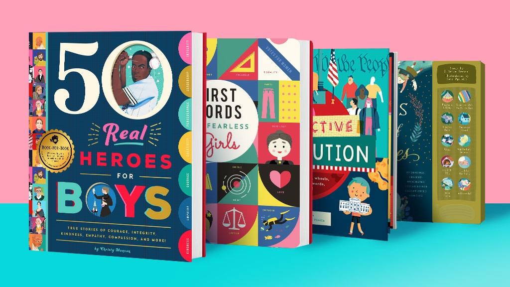 NEW! Bushel & Peck Books: Powerful books that pay it forward project video thumbnail