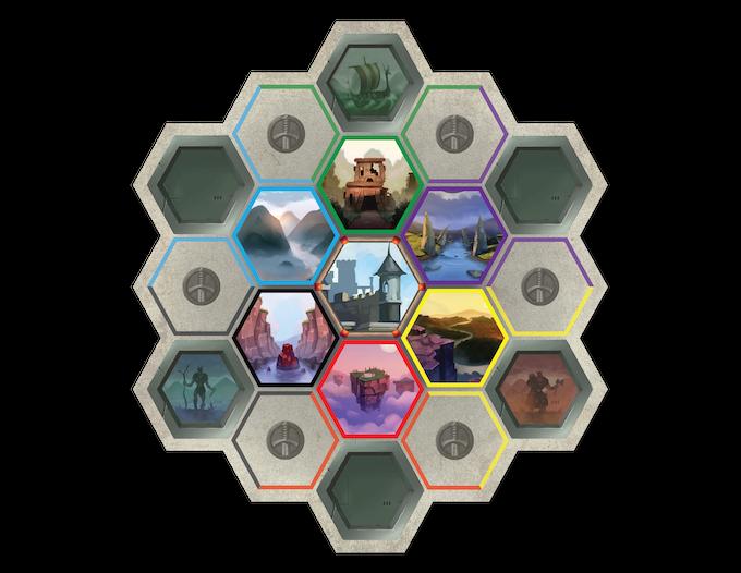 Kingdom Board Art