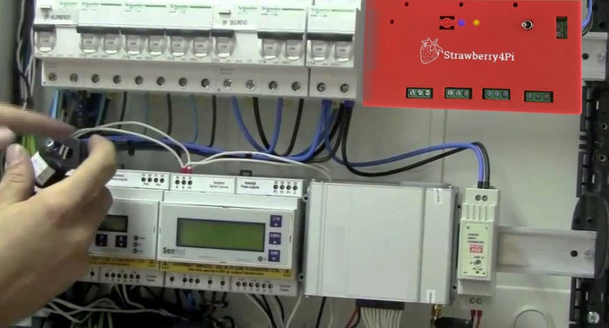You can incorporate Strawberry4Pi in your electric system