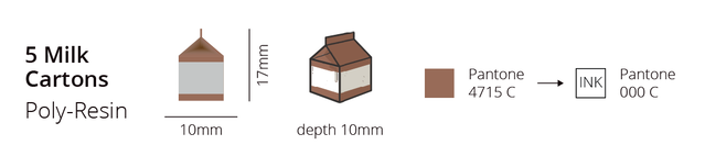 Snapshot from our new spec sheet of the final chocolate milk cartons.