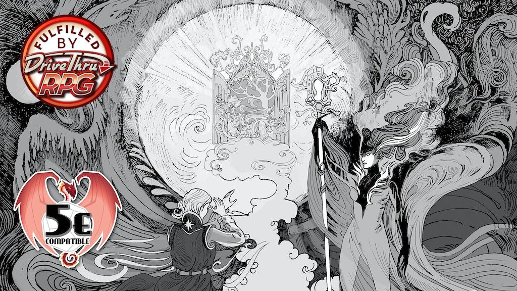 Table Top RPG Kickstarter/Crowd-funding Announcement Thread - 2019
