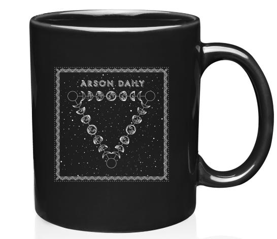 Arson Daily Coffee Mug