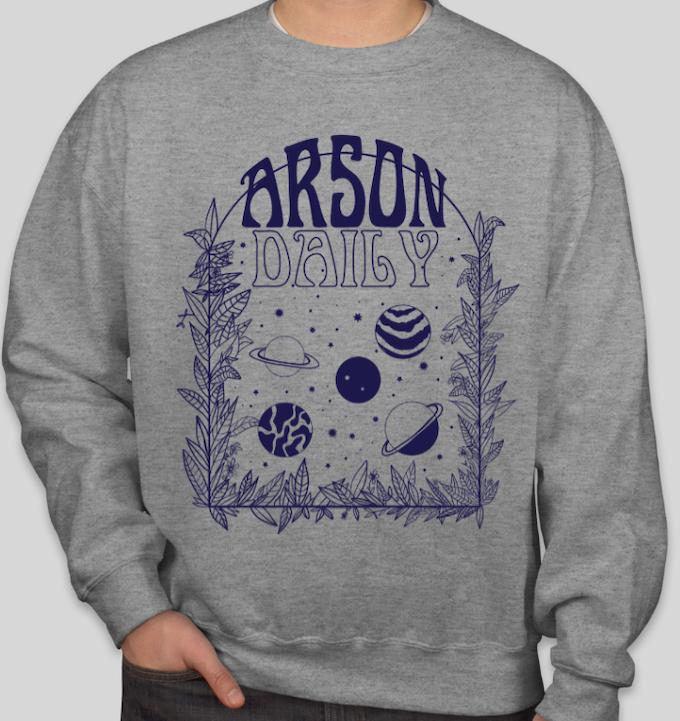 Arson Daily Sweatshirt