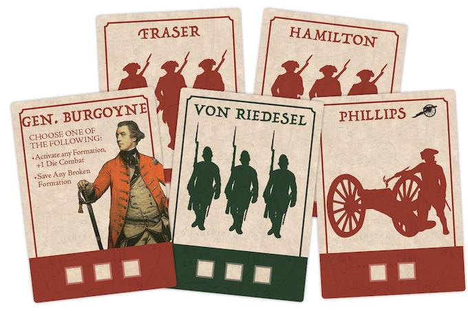 Sample British Cards