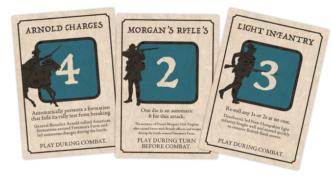 American Tactic Cards