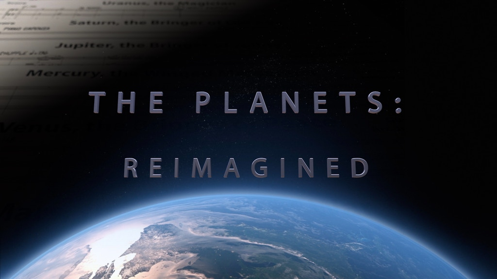 The Planets: Reimagined project video thumbnail