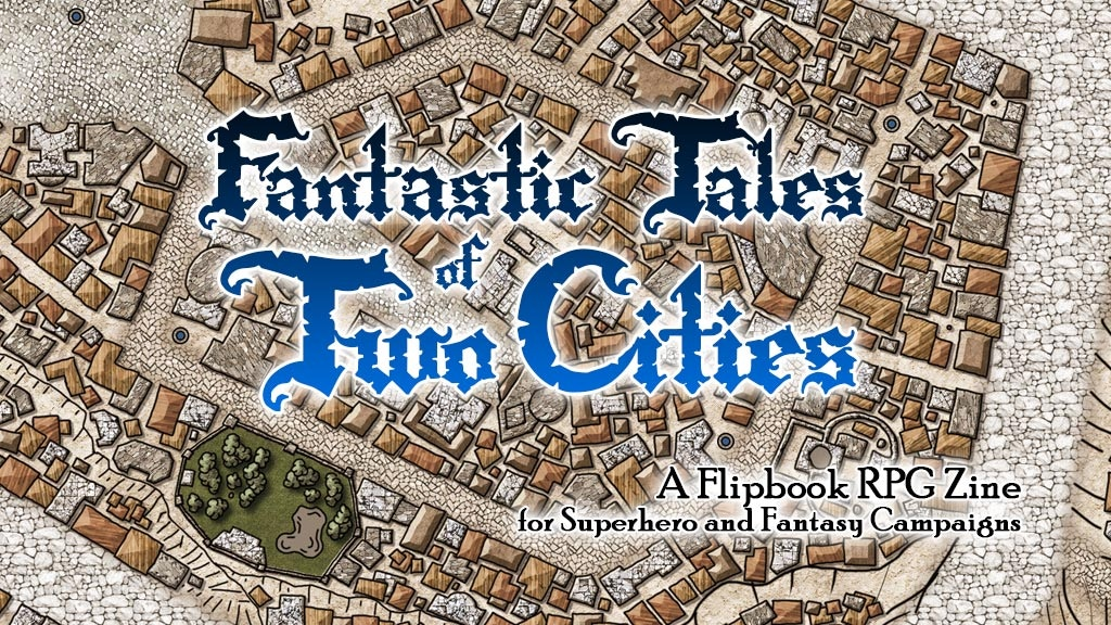 Fantastic Tales of Two Cities project video thumbnail