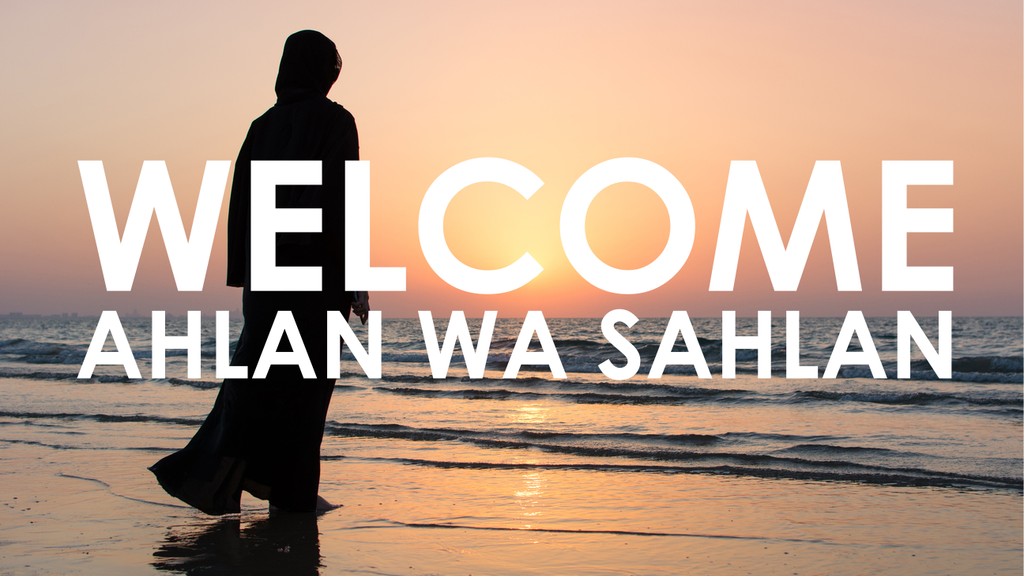 Welcome - Ahlan wa Sahlan (short film) project video thumbnail