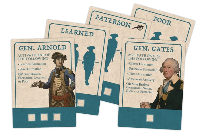 Sample American Cards
