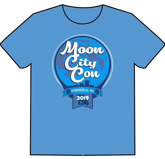 **Note** This design is different than the shirt that Captains Of The Crew pledge levels will receive & different than our final stretch goal T-shirt as well. Those designs will be unveiled as the campaign rolls on!*