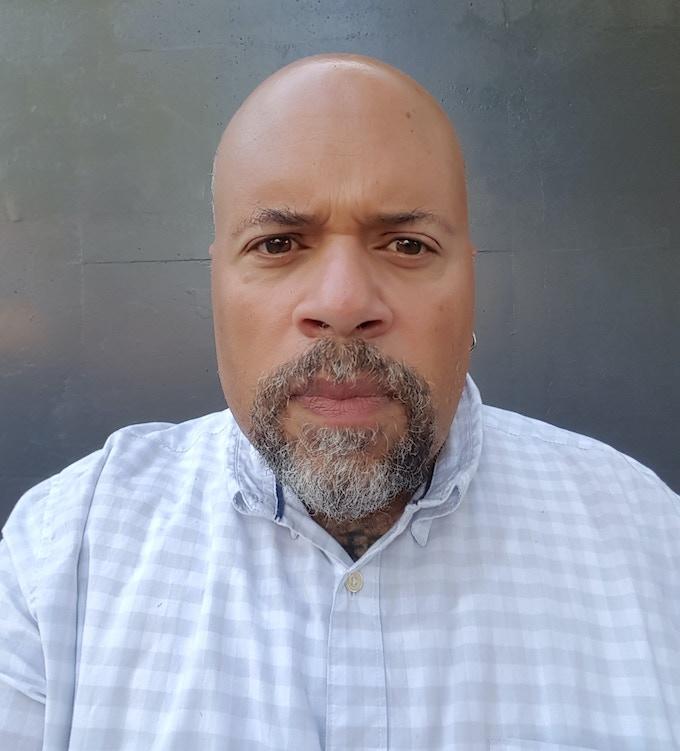 Writer David F. Walker