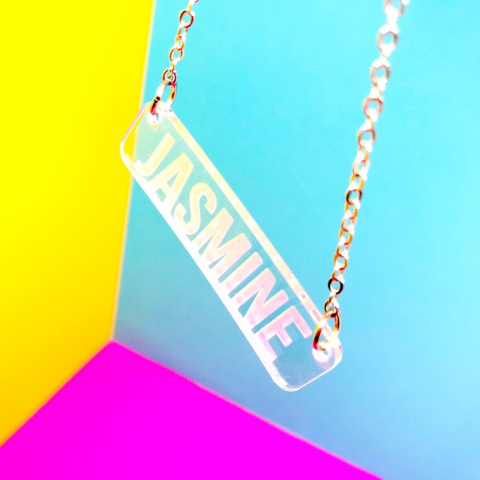 Say My Name Necklace (EARLY BIRD SPECIAL)