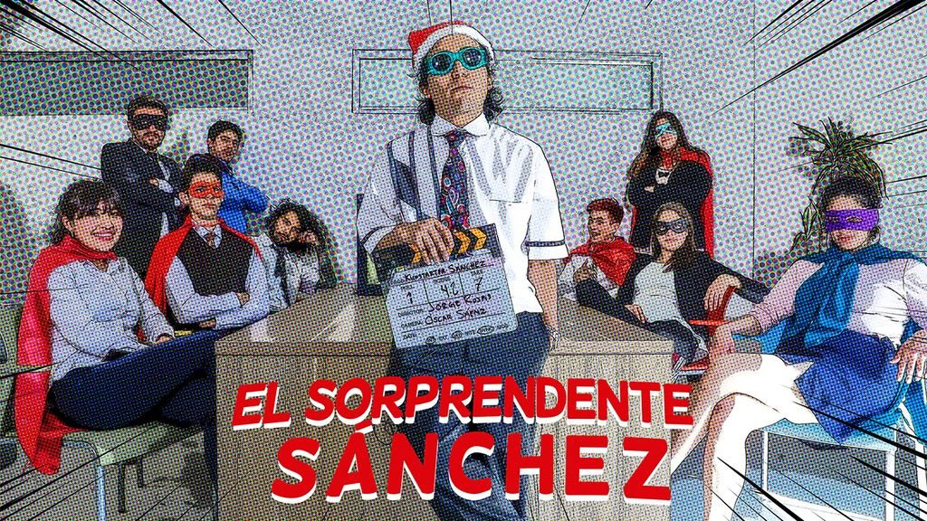 El Sorprendente Sánchez - Short film Rally GIFF 2019 project video thumbnail