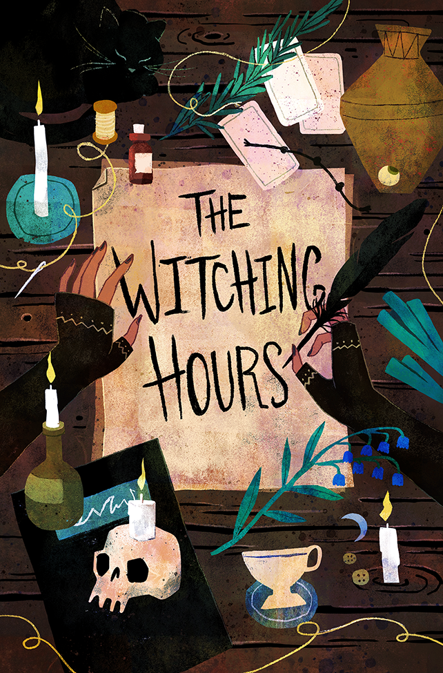 Cover Art by Julia Iredale
