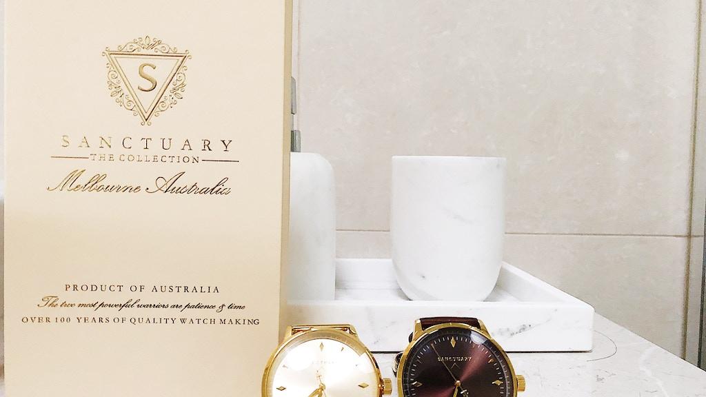 Swiss Designed: Automatic Chrome Minimalistic Watches
