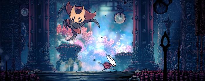 Hollow Knight by Team Cherry — Kickstarter
