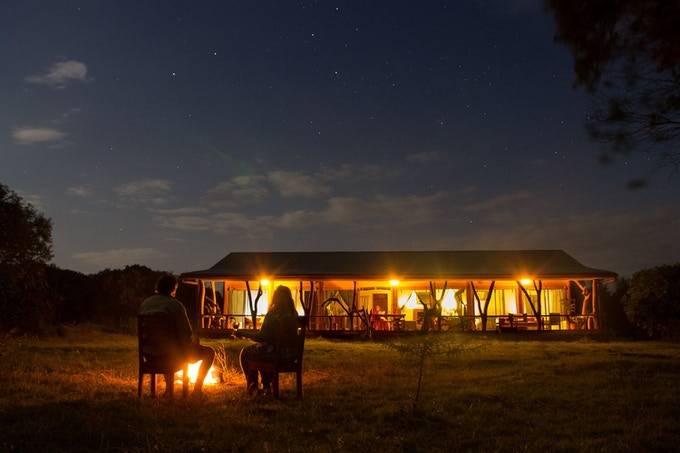 The Ol Pejeta Safari Cottages