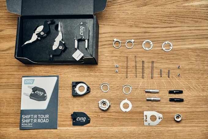 Shift:R Tour for Rohloff hits the market