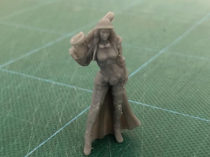 3D printing tests