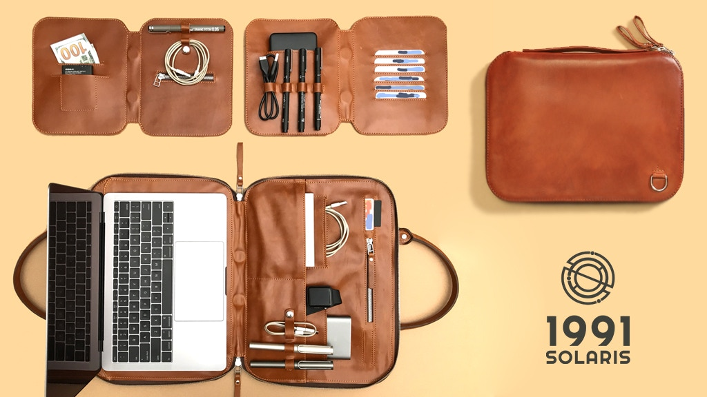 Expandable Bags, handmade in Italy with Premium leather