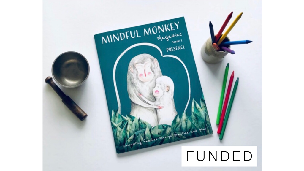 Mindful Monkey Magazine | A New Publication For Families project video thumbnail