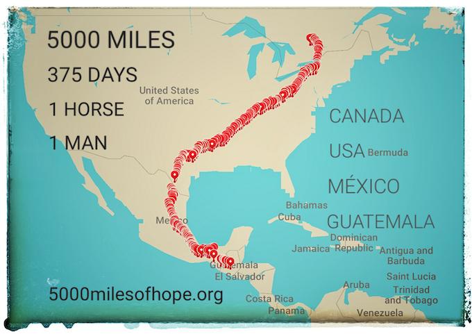 www.5000milesofhope.org