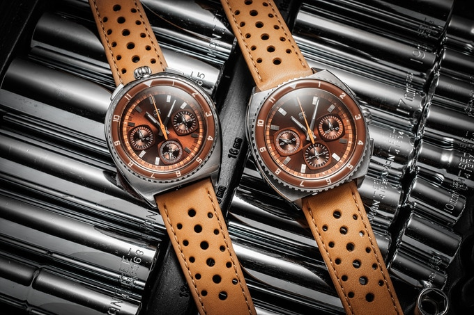 Version D Legera Bullhead and Legera Standard Automatic