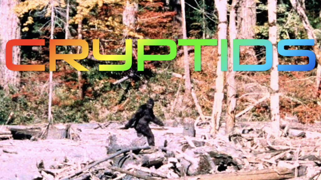 Cryptids: A Sci-Fi Scripted Podcast project video thumbnail
