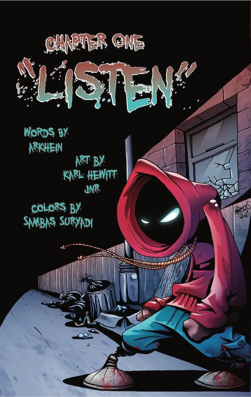 Chapter 1: Lisen, cover