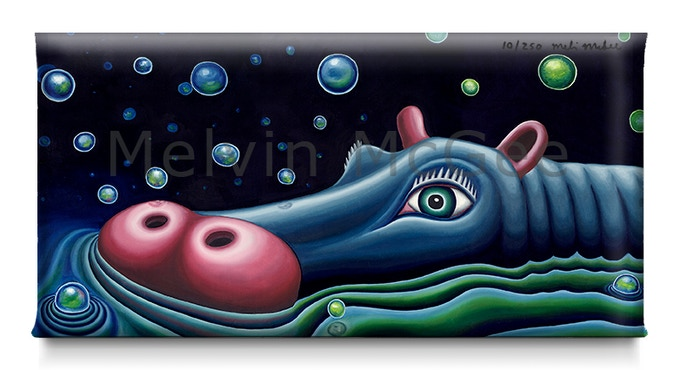 Bubbles (Available in Small Canvas, Medium Canvas, Large Canvas, Extra Large Canvas)