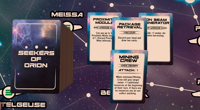 Resources will allow you to purchase cards from the main deck and a pilot's deck (at a higher cost.)