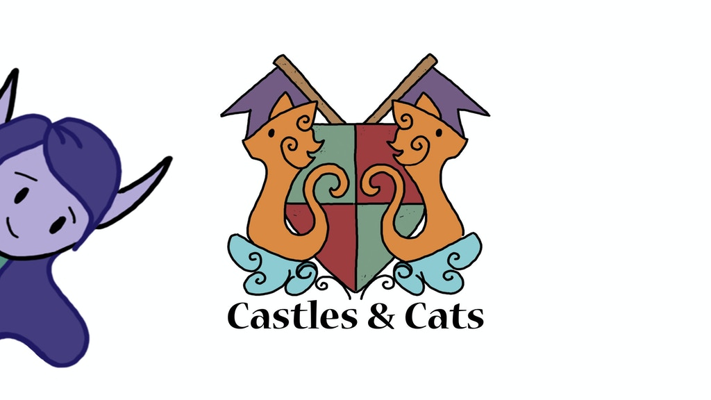 Castles & Cats project video thumbnail