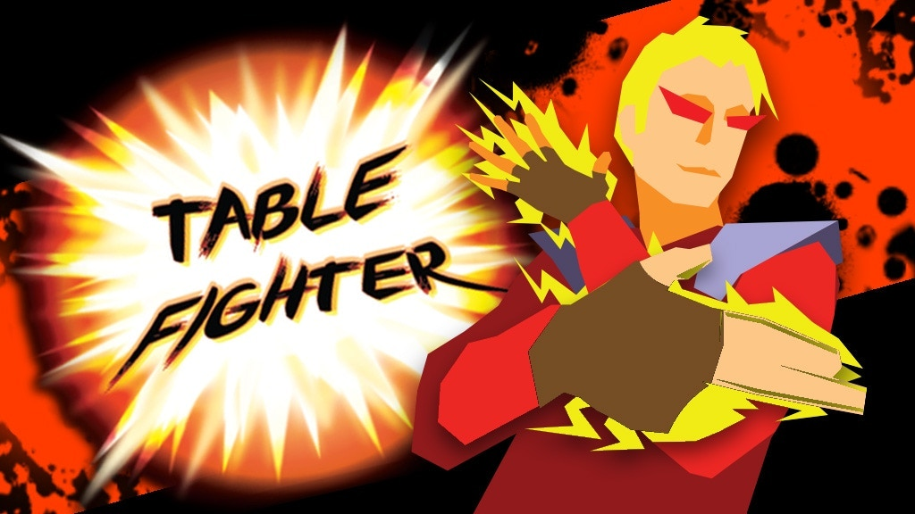 Table Fighter project video thumbnail