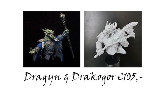 Drakogor & Dragyn