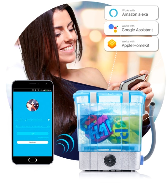 WONDERTOOL™ makes your life easier and compatible w/ Sonoff WiFi Smart ON/OFF Timer, Amazon Alexa, Apple HomeKit  & Google Assistant