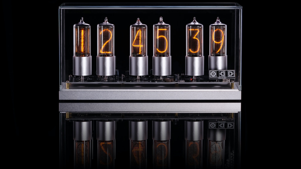 ZIN18 - the new Nixie Tube & clocks project video thumbnail