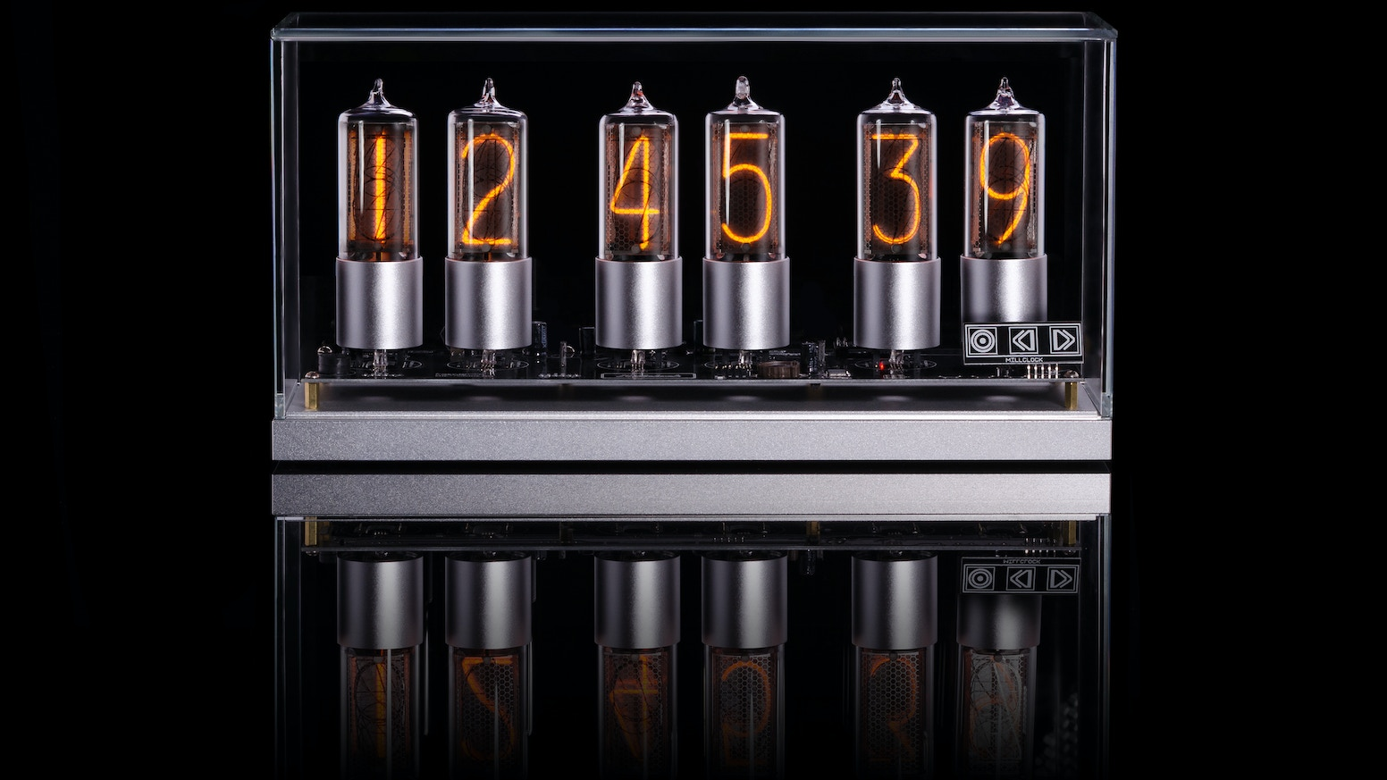 Meet Reborn ZIN18 the new super-compact Nixie tube - is shape of the history in the strong and smart modern body