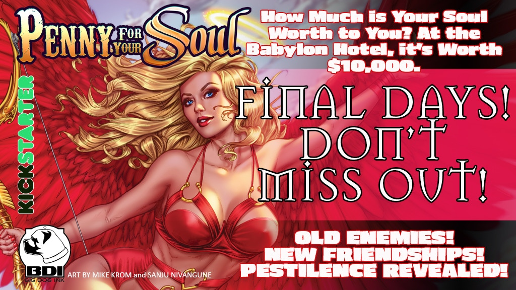 PENNY FOR YOUR SOUL: PESTILENCE CHAPTER 5 project video thumbnail