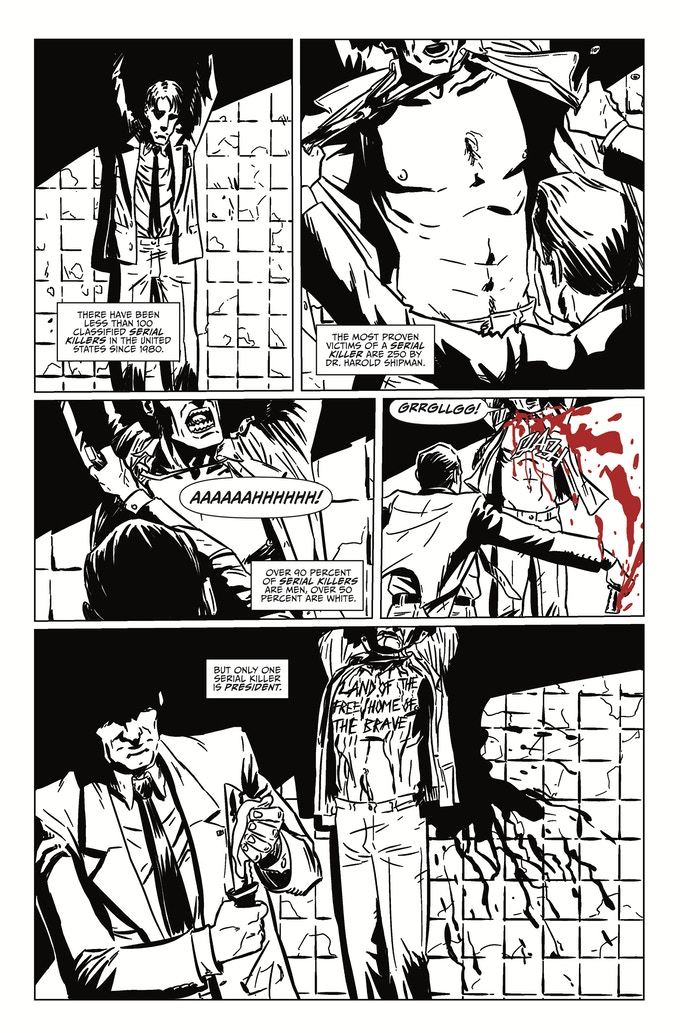Issue #1 - Page 1