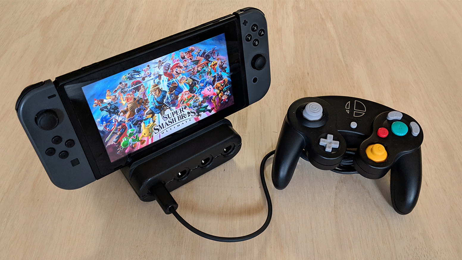 Ultimate GameCube Adapter by Panda Hardware — Kickstarter