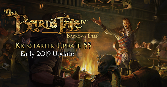 The Bards Tale IV by inXile entertainment » Early 2019 Update