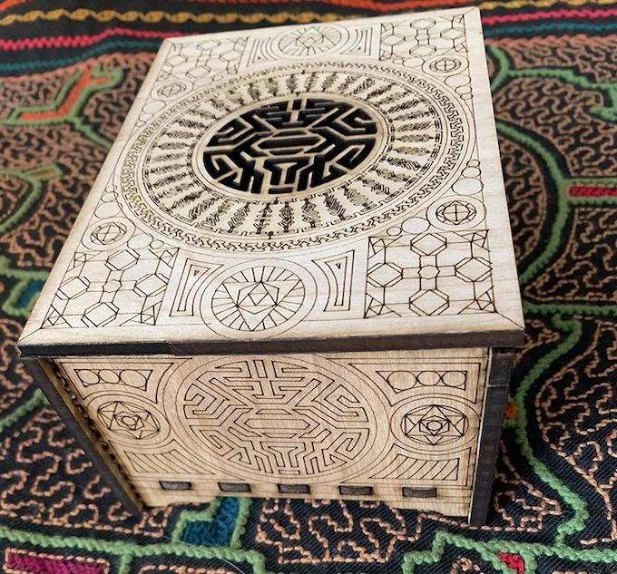 Box design by Dan Schaub
