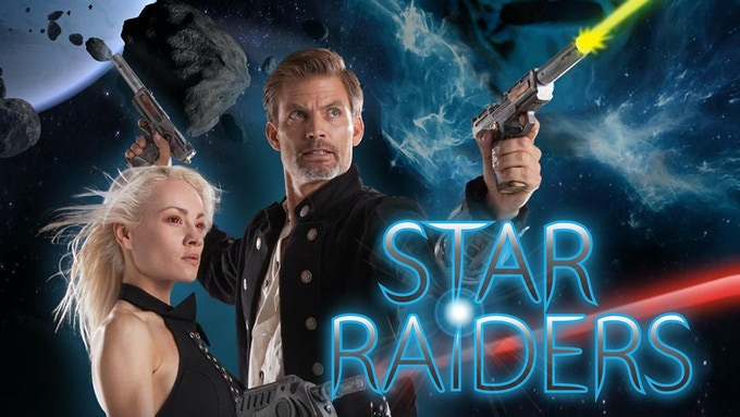 STAR RAIDERS - Taped in Nashville on April 17, broadcasting on June 6!
