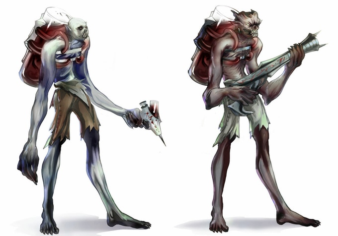 The Msaki Raiders, alien invaders but what is their true purpose?