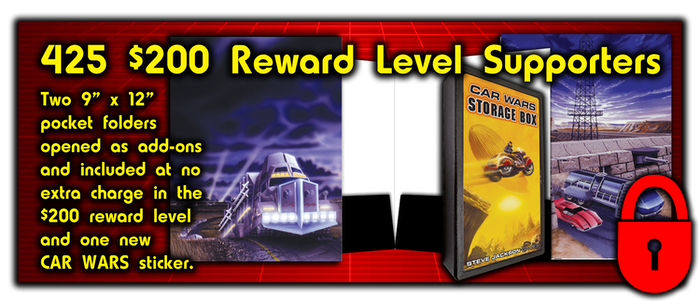 22 backers to go to unlock this stretch goal!